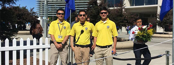 Community Service Officers Uc Merced Police Department